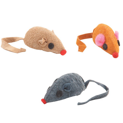 leather mice